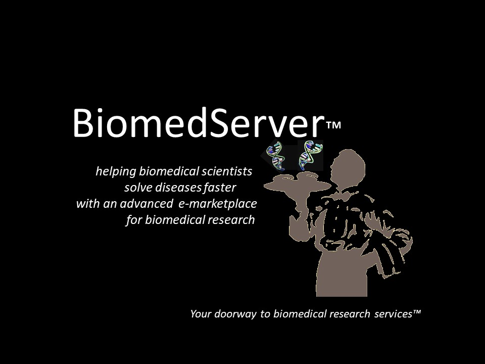 BiomedServer graphic